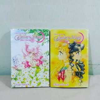 Komik Sailormoon Short Stories (Naoko Takeuchi)
