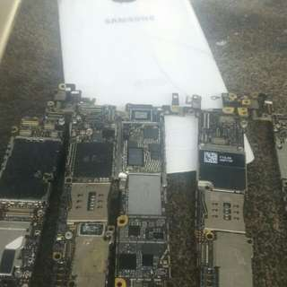 repair mother board iphone and samsung