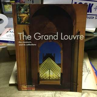 The Grand Lourve (the museum and its collections)