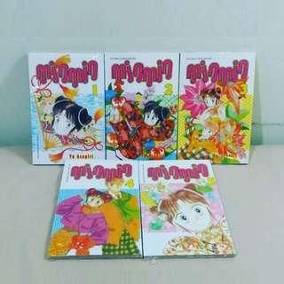 Komik Min-min 1-5end (Yu Asagiri)
