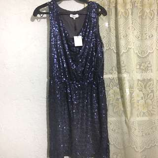 Calvin Klein Dress (Sequins) brandnew