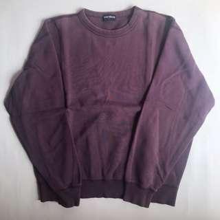UNIQLO - Sweater Ungu Polos