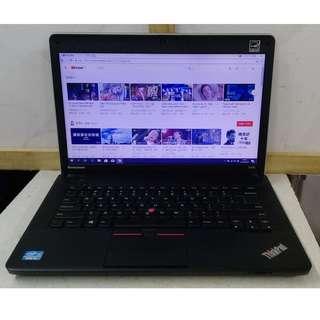 聯想ThinkPad Edge E430英特爾i3 2348M Win 10 即賣即用,graphics卡 可以打機