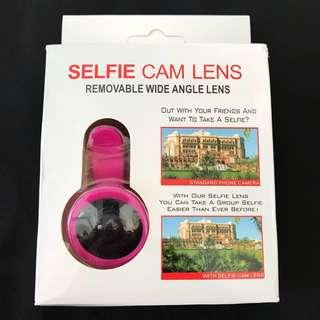 Selfie Cam Lens (Wide Lens)