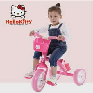 Hello Kitty Kids Tricycle(Preorder) Free Delivery