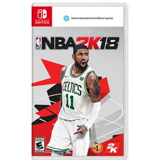 NBA2K18 for sale or trading