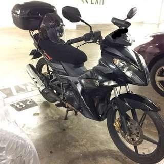 Yamaha X1r 2012