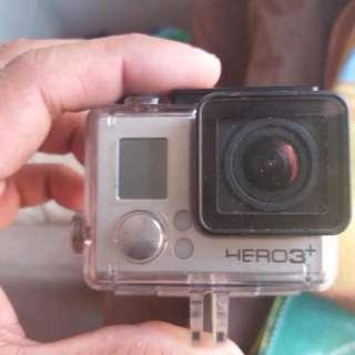 Rush Sale GoPro 3+ P6500 na lang!