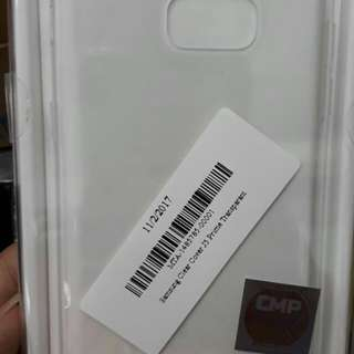 Clear cover original Samsung J5 2016 / softcase J5 Prime