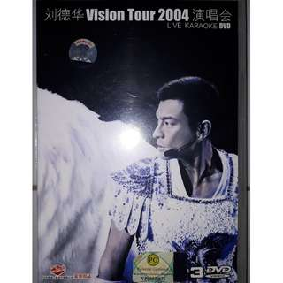 Andy Lau 2005 Concert