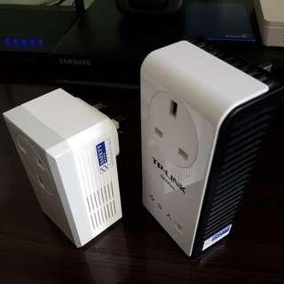 TP-LINK AV500 Powerline Kit