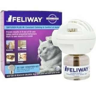 Feliway貓咪費洛蒙