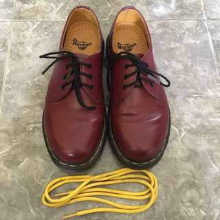Dr Martens/Docmart Red Cherry 1461