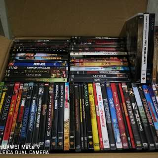 Personal original dvd collections for sale