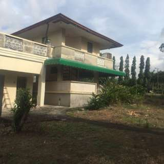 Cheap 6 hectares lot with structures for Sale Rush!