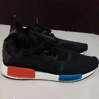 Adidas nmd strip red+blue