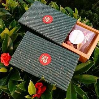 新春禮盒裝Box set - 嚐樂活Everlohas(養生茶、花茶)
