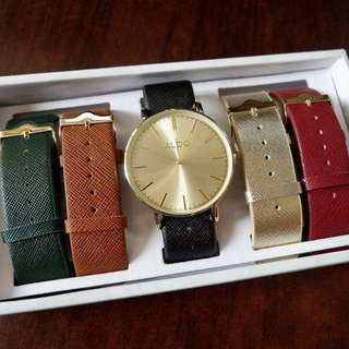 Aldo watch set 1