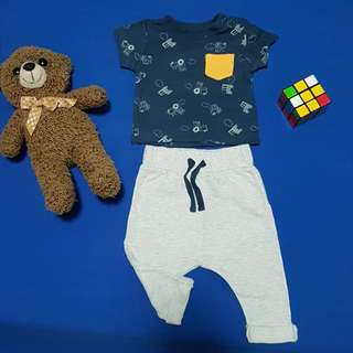 Pants & T-Shirt Set