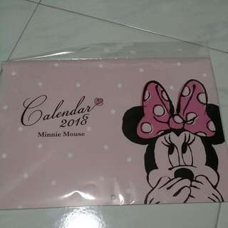 Mucky Mouse Calendar from Japan