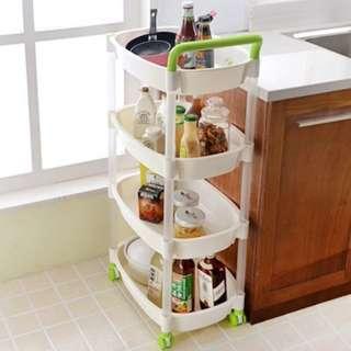 Kitchen Rack trolley