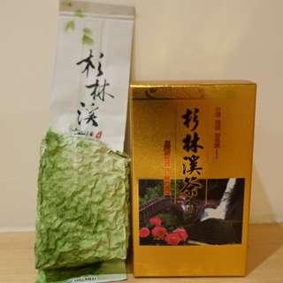 台灣 南投 杉林溪茶 150g