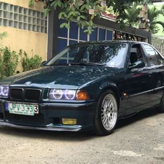 1996 Bmw E36 316i MT Loaded