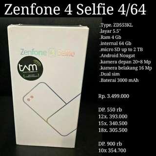 Kredit zenfone 4 Selfie Tanpa Kartu Kredit