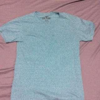 Plain culture shirt