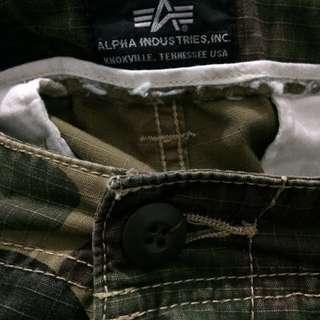 Alpha Industries Cargo Pants