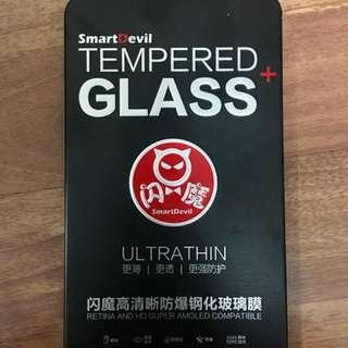 閃魔高清晰防爆鋼化玻璃膜兩片裝(iPhone6/6s/7/8適用)