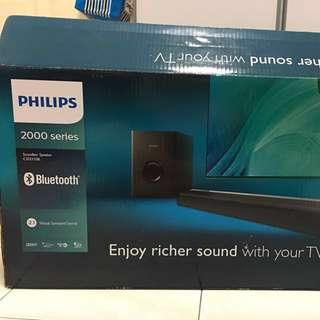 Philip Soundbar Speaker 2000 Series