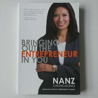 Self Enrichment Book - Bringing Out The Entrepreneur In You
