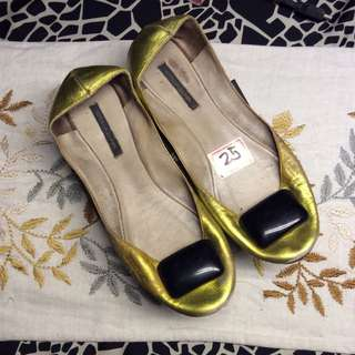 Ella Green Shoes