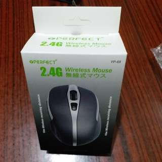 2.4G Wireless Mouse 無線滑鼠(全新)