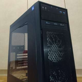 Corsair Obsidian 450D Desktop Case