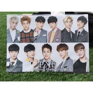 EXO Photo Book