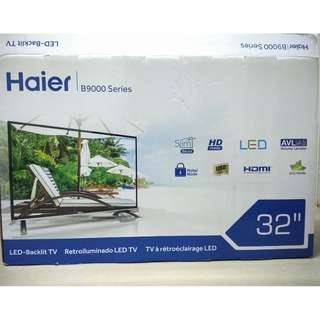Haier B9000 TV 32inch LED