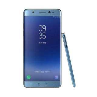 Spesialis Kredit Samsung Note Fan Edition Terpercaya Kusus Jabodetabek