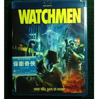 全新 保衛奇俠 Watchmen Blu ray 藍光