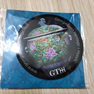中國風磁石貼