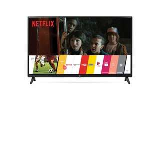 "Brand New LG 49"" Full HD smart digital LED TV 49LJ550T(sealed)"