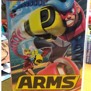 Sell!!! Switch game::Arms