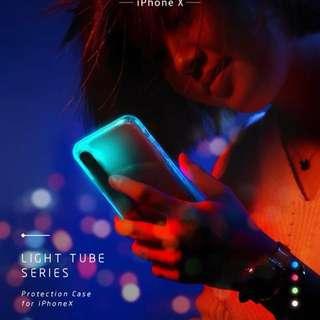 iphone8/X 手機殻 (來電閃動)  熱買中....