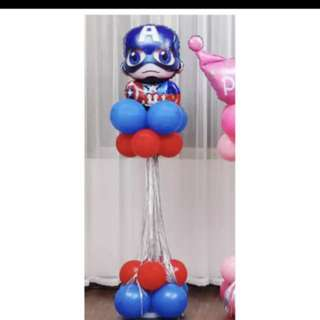 Balloon stand for parties