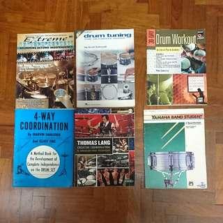 Drum books bulk