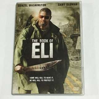 30% OFF GREAT CNY SALE {DVD,VCD & CD} THE BOOK OF ELI : SOME WILL KILL TO HAVE IT. HE WILL KILL TO PROTECT IT. - DVD