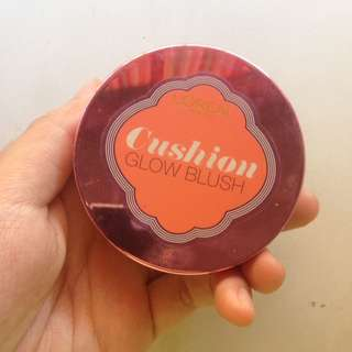 L'oreal Cushion Glow Blush in Sunkissed Coral