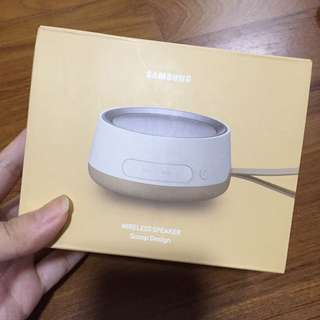 Brand new Samsung wireless speaker Scoop design