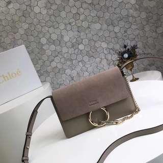 Chloé  Faye bag 三個大隔層,兩個暗隔, 單背 手包